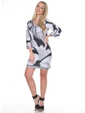 White Mark Women's Belinda Dress