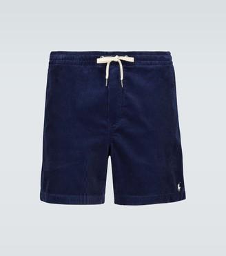 Polo Ralph Lauren Corduroy drawstring shorts