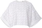 ADAM by Adam Lippes Poplin Cropped T-Shirt