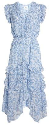 MISA Dakota Ruffled Dress