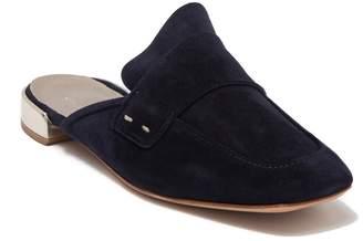 Attilio Giusti Leombruni Block Heel Loafer Mule