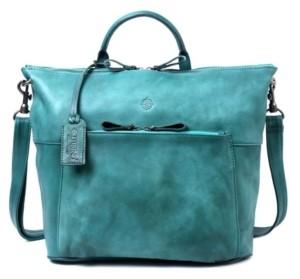 Old Trend Sunny Grove Leather Crossbody Bag