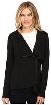 Brigitte Bailey Hacci Asymmetrical Jacket