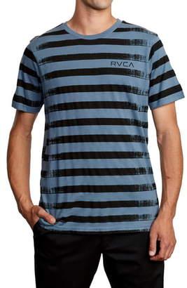 RVCA Copy Stripe Graphic T-Shirt
