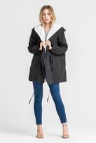 Lush Fur Trim Jacket