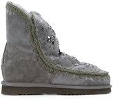 Mou embellished boots