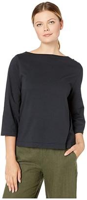 Fresh Produce Isla Top (Black) Women's Clothing