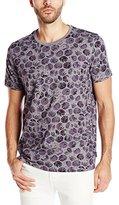 Ted Baker Men's Eeyore Spot Printed T-Shirt In Modern Slim Fit