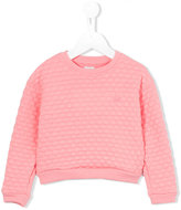 No Added Sugar Touchy Feely sweatshirt - kids - Polyester/Spandex/Elastane - 3 yrs