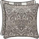"J Queen New York Chancellor 20"" Square Decorative Pillow Bedding"