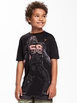 Old Navy Go-Dry Athlete-Graphic Tee for Boys