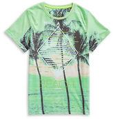 Manguun Palm Tree Graphic T-Shirt