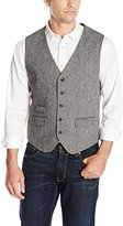 Original Penguin Men's Tweed Vest