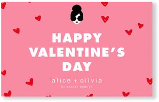 Alice + Olivia Happy Valentine's Day E-Gift Card