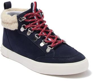 Tommy Hilfiger Jael Faux Shearling Lined Sneaker