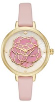 Kate Spade Women's 'Rose' Leather Strap Watch, 34Mm