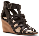 Jessica Simpson Cloe Open-Toe Leather Sandals