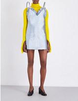 Jacquemus Ruffled mini dress