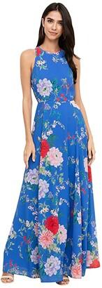 Yumi Kim Dream Maxi (Komodo Azure) Women's Dress