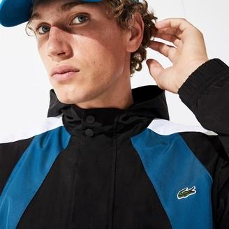 Lacoste Men's SPORT Pullover Windbreaker