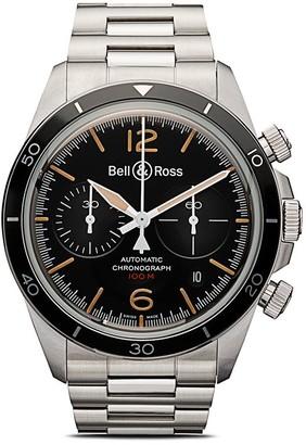 Bell & Ross BR V2-94 Steel Heritage 41mm