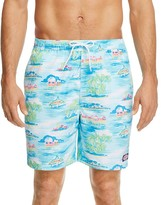 Vineyard Vines Beach Bungalow Chappy Swim Trunks