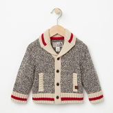 Roots Baby Cabin Shawl Cardigan