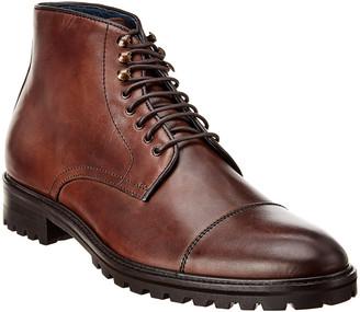Rush by Gordon Rush Leather Boot
