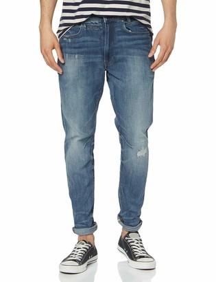 G Star Men's D-STAQ 3D Slim Jeans