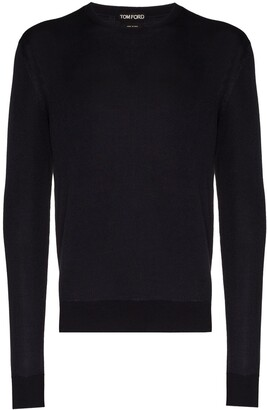 Tom Ford Crew Neck Jumper