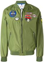 Invicta patch bomber jakcet