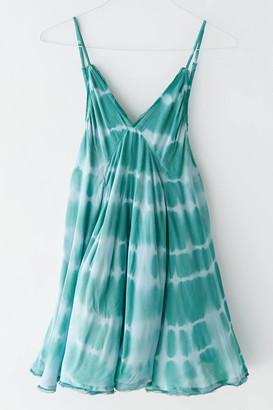 Urban Outfitters Ocean Breeze Tie-Dye Slip Dress