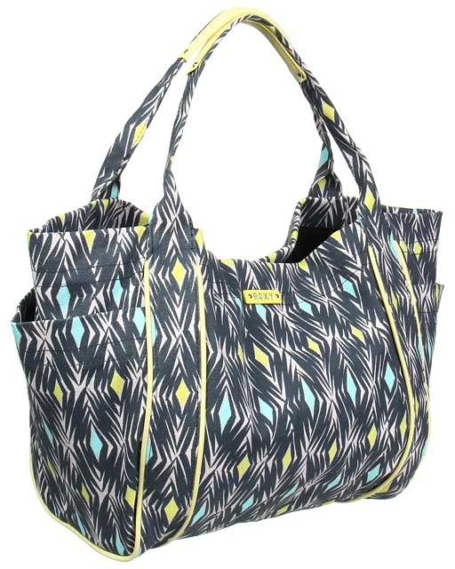 Roxy Voyage (Blue Black) - Bags and Luggage