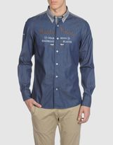 Harmont & Blaine Denim shirts