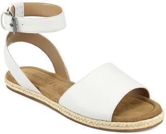 Aerosoles Demarest Ankle Strap Espadrille Sandal