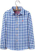 Joules Boys' Linen-Blend Shirt