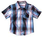 Shaun White Infant Toddler Boys' Short-Sleeve Button Down Shirt