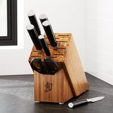 Crate & Barrel Shun ® Classic 8-Piece Knife Set