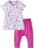 Schiesser Girl's Pyjama Set - White -