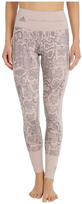 adidas by Stella McCartney Fits+ Tights FK8942 (Dusty Rose) Women's Casual Pants