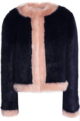 Shrimps Neil Faux Fur Coat