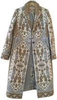 Tory Burch White Coat
