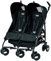 Peg Perego Pliko Mini Twin Stroller - Onyx - One Size