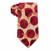 Asstd National Brand American Traditions Pepperoni Pizza Tie
