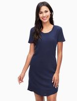 Splendid Codette Mini Rib T-Shirt Dress