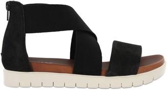 Mia Back Zip Sandals - Adina