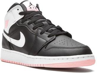 """Jordan Kids Air Jordan 1 Mid """"Arctic Punch"""" sneakers"""
