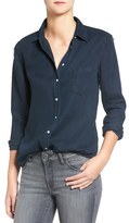 DL1961 Women's 'Mercer & Spring' Distressed Chambray Shirt
