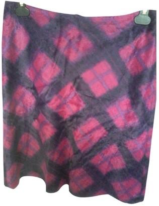Philosophy di Alberta Ferretti Purple Skirt for Women