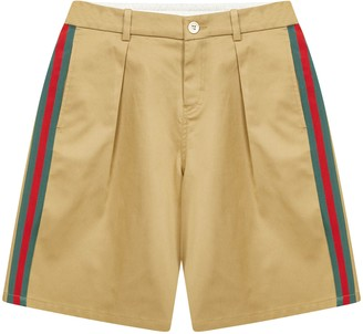 Gucci Junior Shorts